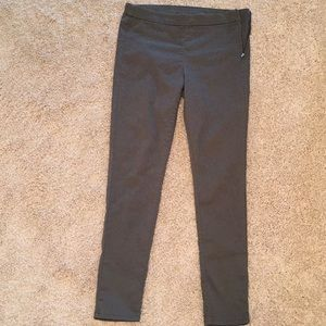 Green Khaki Skinny Jeans
